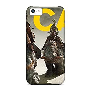 Hot Style RCNNymN1242vgKZQ Protective Case Cover For Iphone5c(john Carter)