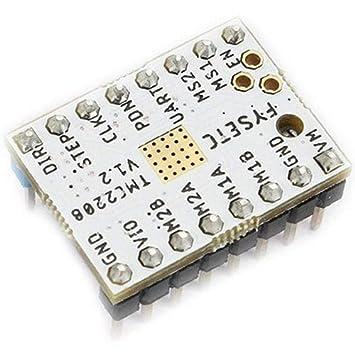 ExcLent Tmc2208 V 1.2 Controlador De Motor De Pasos De ...