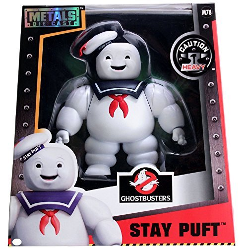 Metals Ghostbusters 6 inch Classic Figure - Stay Puft Marshmallow Man (M78) by Jada
