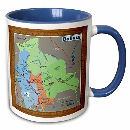 Bolivia Mug - 9