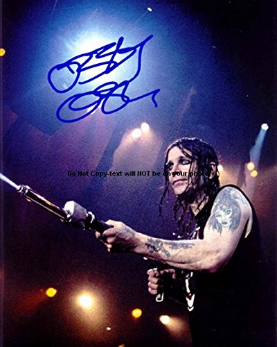 - Ozzy Osbourne Autographed Preprint Signed 11x14 Poster Photo 3
