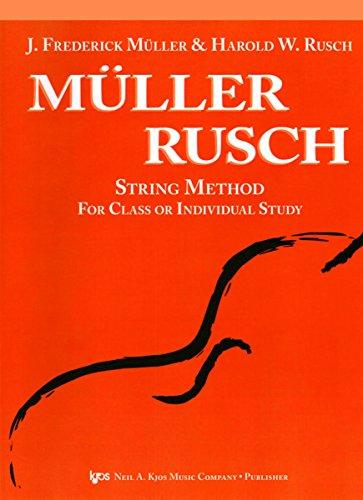 Muller Rusch String Method Book (53CO - Muller Rusch String Method - Book 3 -)