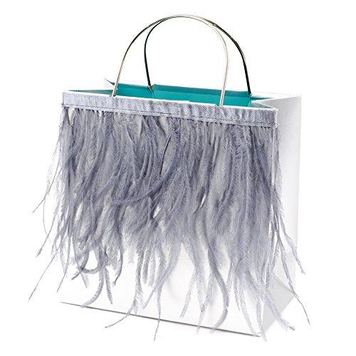 Hallmark Signature Small Gift Bag (Gray Feather)