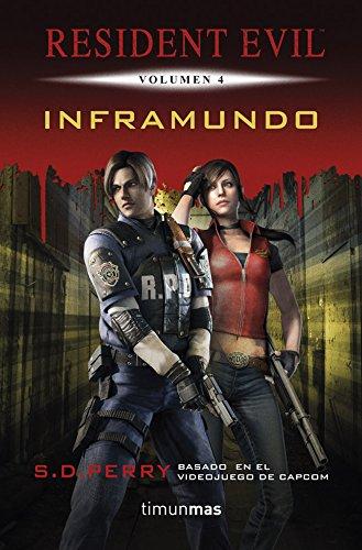 Némesis: Resident Evil Vol.5 (Videojuegos) (Spanish Edition)