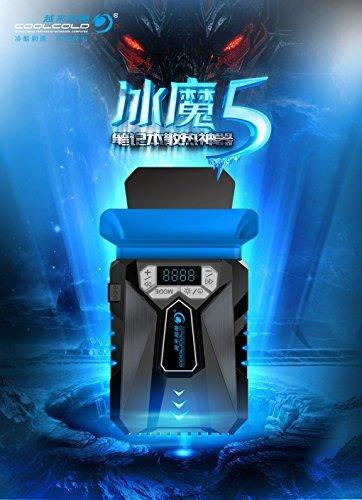 Crazy Genie Newest Mini LED Vacuum USB Cooling Cooler Fan...