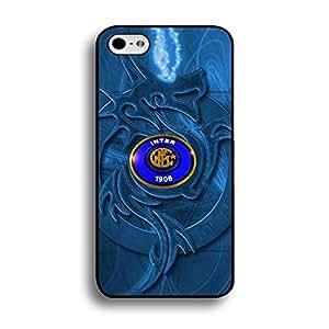 FC Internazionale Milano Logo Hard Plastic Phone Shell Case Stylish Creative for Iphone 6 Plus/6s Plus 5.5 Inch