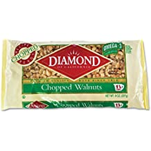 Diamond Chopped Walnuts - 8 oz