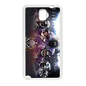 WFUNNY baltimore ravens New Cellphone Case for Samsung Note 3