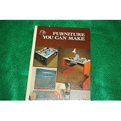 Furniture You Can Make(No. 11-404)
