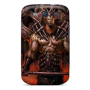 New Arrival Galaxy S3 Case Dark Warrior Case Cover
