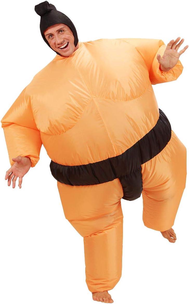 Disfraz de luchador de sumo inflable Única: Amazon.es: Juguetes y ...