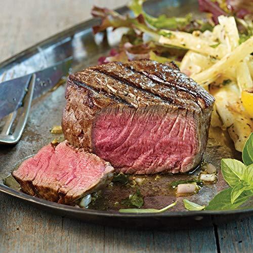Omaha Steaks 4 (6 oz.) Bison Filet Mignon
