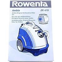 ROWENTA-Paquete de bolsas para aspiradora ROWENTA ambia (x6)