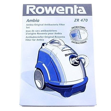 ROWENTA-Paquete de bolsas para aspiradora ROWENTA ambia (x6 ...