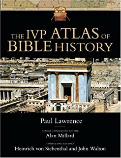 Inspiration and incarnation evangelicals and the problem of the the ivp atlas of bible history fandeluxe Choice Image