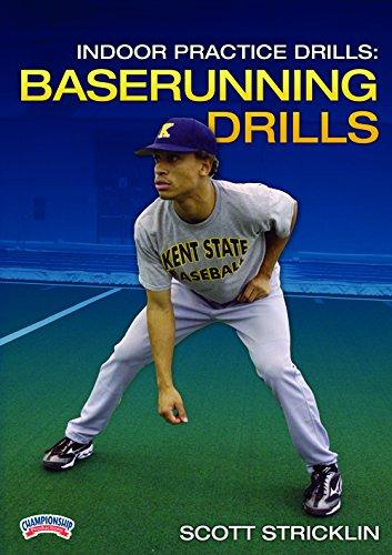Scott Stricklin: Indoor Practice Drills: Baserunning Drills ()