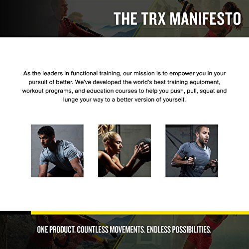 TRX Training - TRX Slam Ball with Easy-Grip Textured Surface and Ultra-Durable Rubber Shell (25 Pound)
