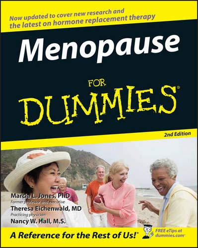 Menopause For Dummies PDF