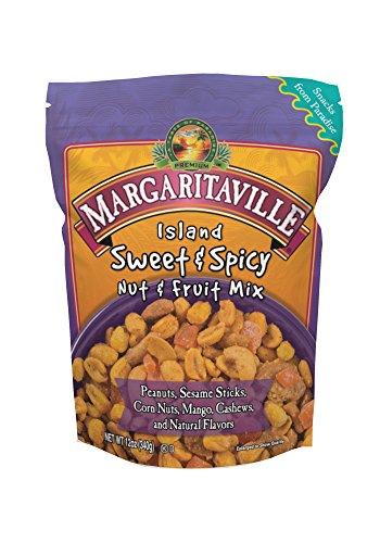 Margaritaville Island Sweet & Spicy Snack Mix, 12.0 oz