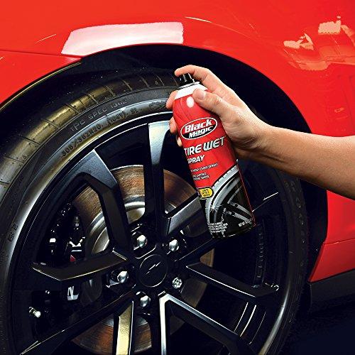 Magic Cloth Canadian Tire: Black Magic BC23220 Tire Wet Spray, 14.5 Oz.