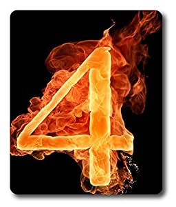 cheap mouse mats Fire Number 4 PC Custom Mouse Pads / Mouse Mats Case Cover by ruishername