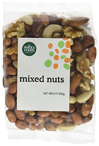 Whole Foods Market Mixed Nuts 3x 250g