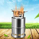 Best Outdoor Wood Furnaces - Capcha-Shop - Portable Wood Stove Firewoods Furnace Lightweight Review