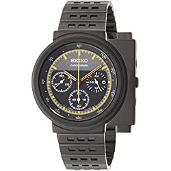 SPIRIT SMART Men's Watch Quartz SEIKO × GIUGIARO DESIGN 10 Water pressure SCED037