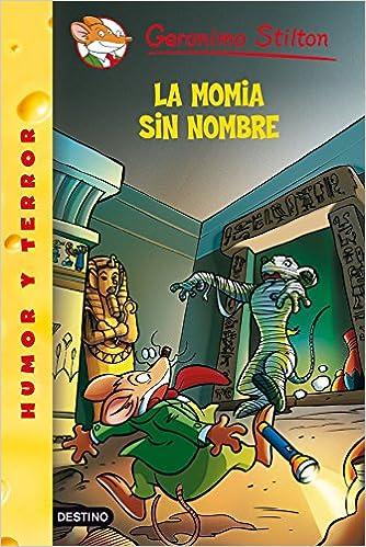 La momia sin nombre: Geronimo Stilton: 9788408094449: Amazon ...