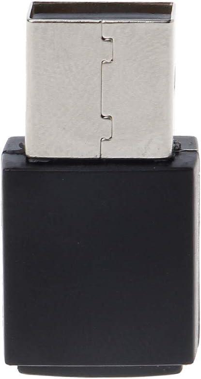 Mini 300Mbps USB RTL8192 WiFi Dongle WiFi Adapter Wireless Receiver Card Antenna 802.11 n//g//b wi fi LAN Adapter for Desktop Laptop Baiko Wireless Card