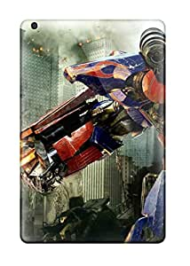 First-class Case Cover For Ipad Mini/mini 2 Dual Protection Cover Optimus Prime