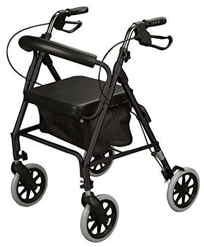 cardinal-health-rollator-rolling-walker-with-medical-curved-back-soft-seat-black