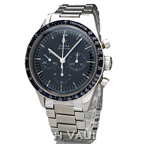 Omega-Speedmaster-mechanical-hand-wind-mens-Watch-ST105003-65-Certified-Pre-owned