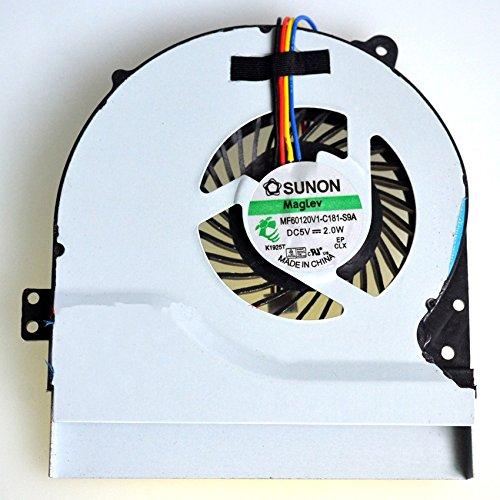 Replacement CPU Cooling Cooler Fan for ASUS X550C X550V X550VC K552V A550V -  Vivi Audio®