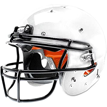 Schutt Youth Recruit Hybrid with Attached Faceguar
