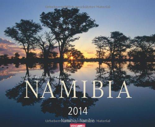 Namibia 2014 Kalender: Travel