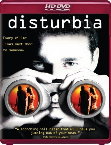 Disturbia [HD DVD] by Dreamworks Home Entertainment
