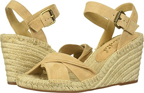 Splendid Women's Fairfax Espadrille Wedge Sandal, Nude, 9 Medium US (6pm Splendid)