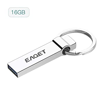 EAGET U90 High Speed Flash Drive a Prueba de Golpes de Metal ...