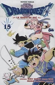 Dragon quest - La quête de Dai, tome 15 par Koji Inada