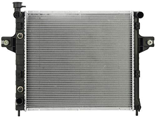 02 jeep grand cherokee radiator - 6