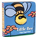 Little Bee Finger Puppet Book Finger Puppet Book For Toddlers And Babies Baby Books For First Year Animal Finger Puppets Little Finger Puppet Board Books