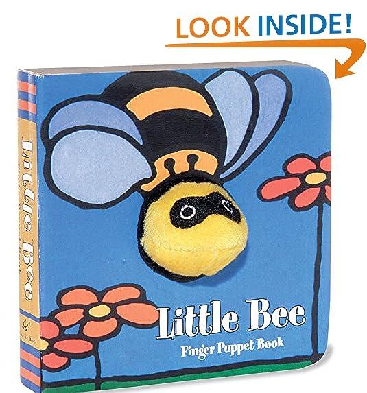 Little Bee Finger Puppet Book Board Books