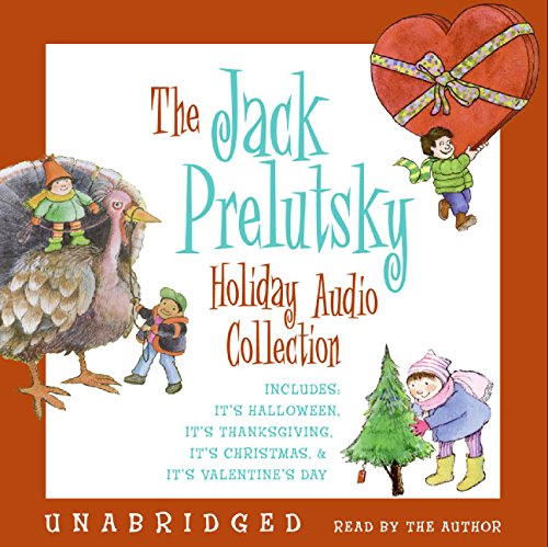 The Jack Prelutsky Holiday CD Audio Collection by Greenwillow Books