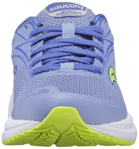 Saucony Womens Grid Seeker Running Shoe Blue/Coral/Citron UJ90SqCe