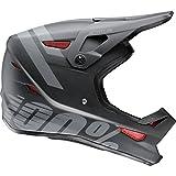 100% Status Helmet - Youth Black Meteor, L