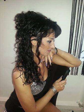 echtes brasilianisches haar tresse lockig 76cm beauty