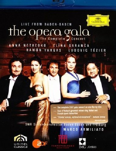 Marco Armiliato - The Opera Gala: Live From Baden-Baden (Blu-ray)