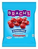 Brach's Sugar Free Cinnamon Hard Candy, 3.5 Ounce Bag, Pack of 12