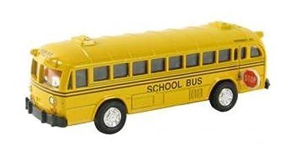 amazon com classic school bus toys games